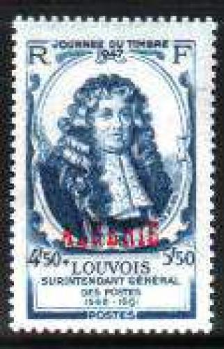 Stamp Day 1v; Year: 1947