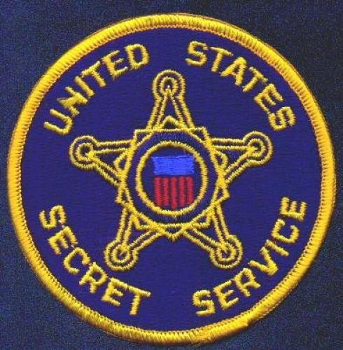 US Secret Service Regular Patch