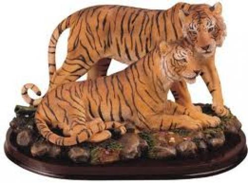Small Tiger Statue 