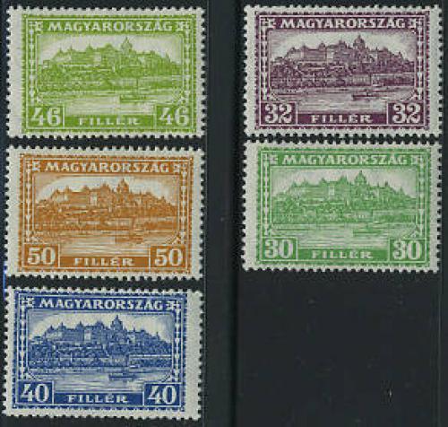 Definitives 5v; Year: 1929