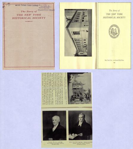 The New York Historical Society