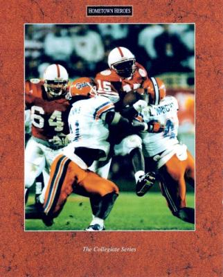 1995 Nebraska Defends National Championship at 1996 Fiesta Bowl 8x10 photo (Tommie Frazier)