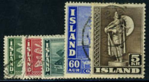 Definitives 5v; Year: 1943