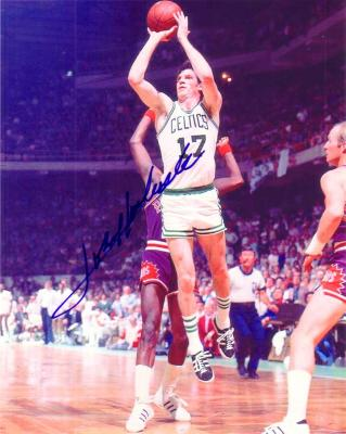 John Havlicek autographed Boston Celtics 8x10 photo