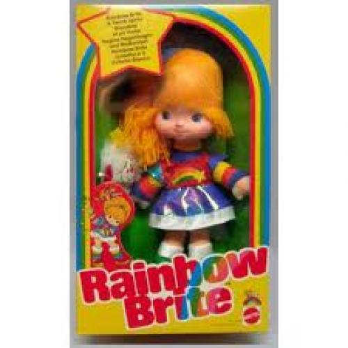 Dolls; Brite 9-inch original doll : toys dolls girl 1980's