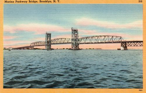 Marine Parkway Bridge(Brooklyn,New York)