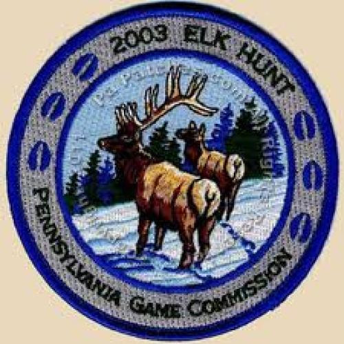 Patches; 2003 elk hunt patch