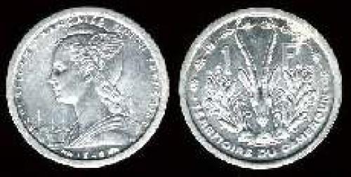 1 franc 1948 (km 8)