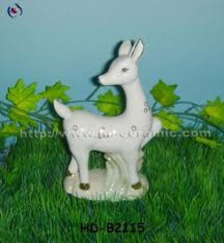 Decorative; Garden decoration,Ceramic animal