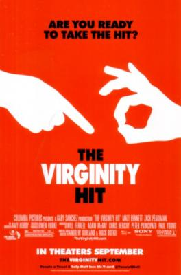 The Virginity Hit movie 2010 promo postcard