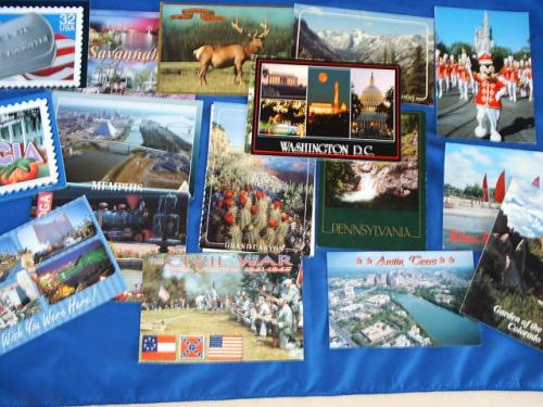 Worldwide Postcards