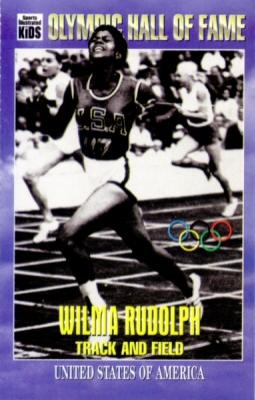 Wilma Rudolph Olympic Hall of Fame Sports Illustrated for Kids card