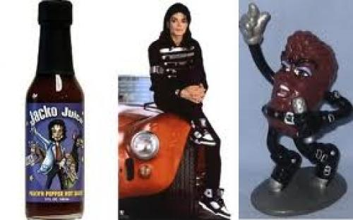 Completely Ridiculous Michael Jackson Memorabilia Items