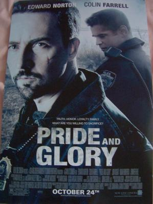 Pride and Glory mini movie poster