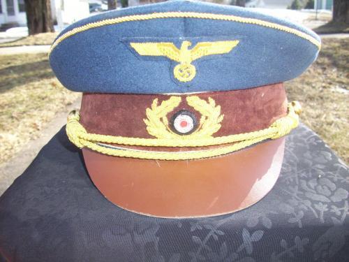 Fuhrer Cap War time type