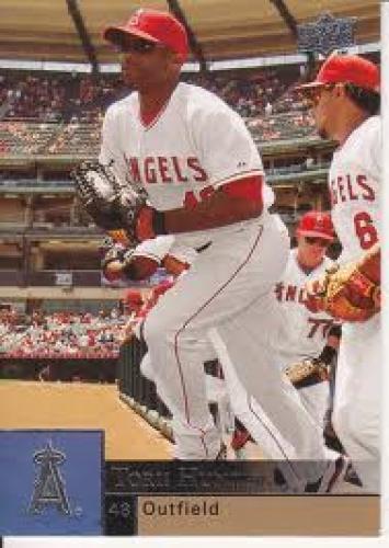 Baseball Card; Torii Hunter ; Angel#48 Outfield