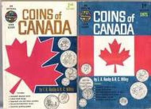Coins of Canada Catalog