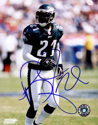 Bobby Taylor autographed Philadelphia Eagles 8x10 photo