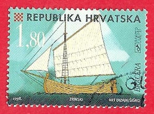 HRVATSKO BRODOVLJE - ISTARSKA i DALMATINSKA BRACERA
