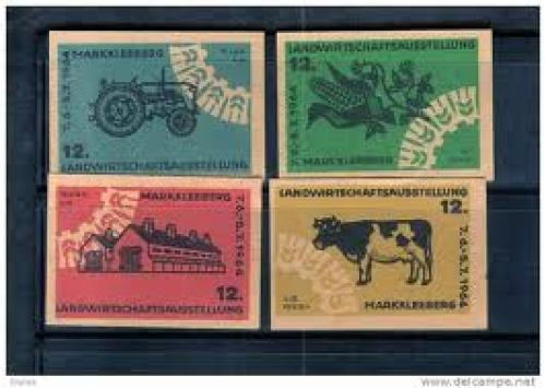Matchboxes; Farm Equipment Design