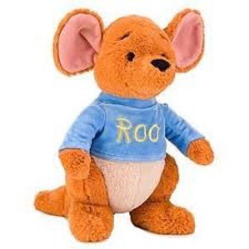 Toys; Disney Roo Plush Toy