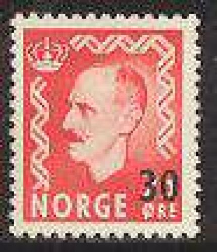 Definitive overprint 1v