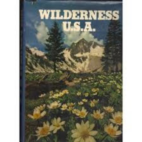 Books; Wilderness USA (Travel books)
