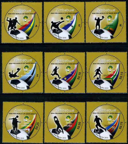 SAPOA, World Cup Football 9v; Year: 2010