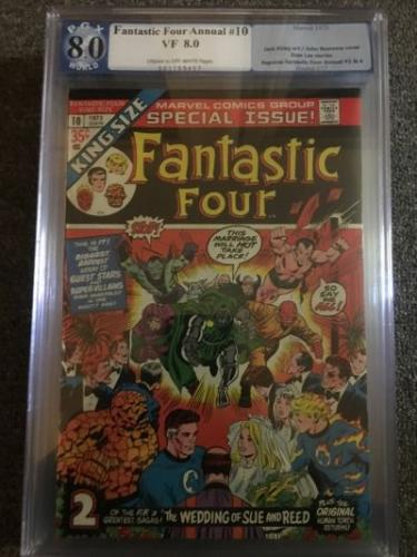 Fantastic Four Annual #10