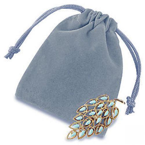 Velvet Pouch/ Muslin Bag/ Party Favor Bag
