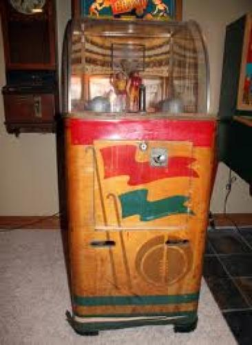 Antique Juke box
