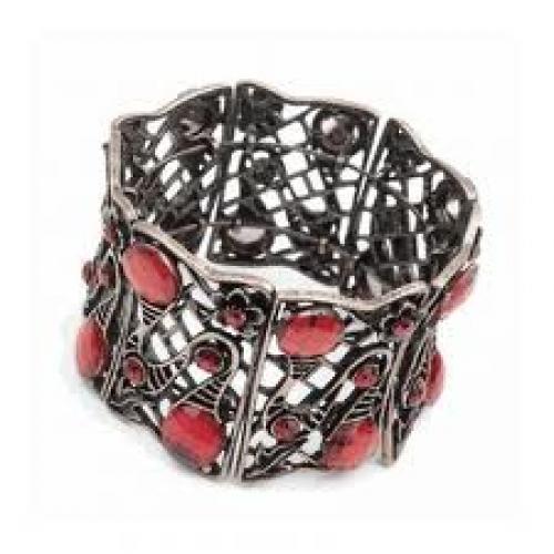 Jewelry; Copper Cuff Chunky Bangle