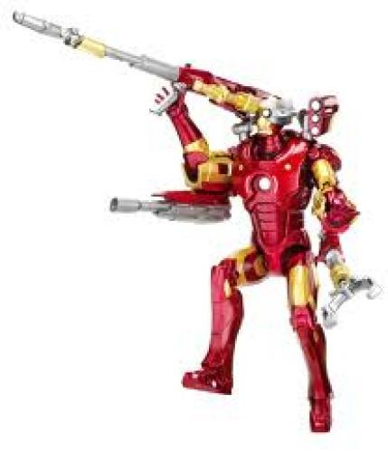 Iron Man Toys; Invincible Iron Man Hasbro