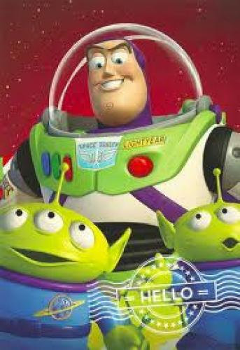 Stamps;  Disney - Pixar, 2011 USA stamp, Toy Story. Buzz Lightyear