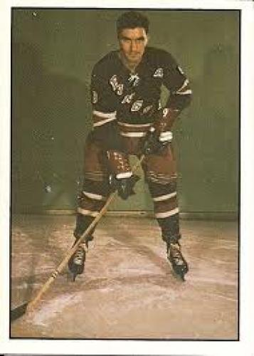 Andy Bathgate New York Rangers 1981-82 tcma