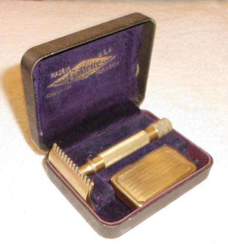 1921 Gillette OLD TYPE STANDARD Kit