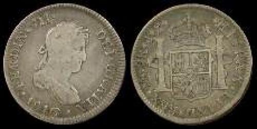 2 reales 1811-1826 (km 115)