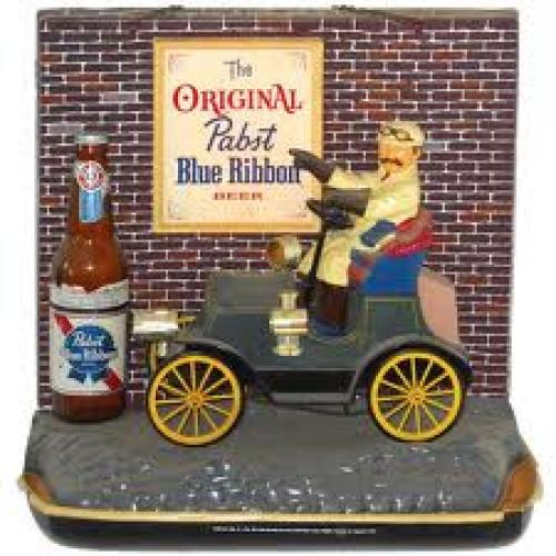 Breweriana, Pabst Blue Ribbon Beer light-up