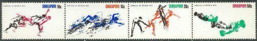 Festival of sports 4v [:::]; Year: 1970