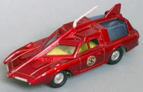 Spectrum Patrol Car-Captain Scarlet and the Mysterons