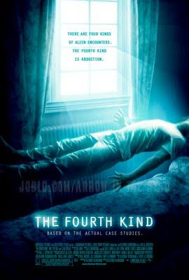 The Fourth Kind movie mini promo poster