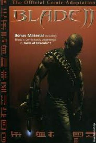 Comics; Blade 2 Official Comic Adaption TPB (2002)