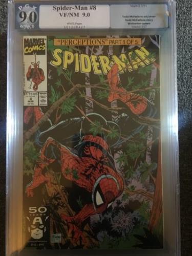Spider-Man #8  *PGX