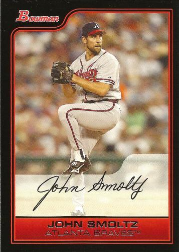 2006 Bowman #3 ~ John Smoltz