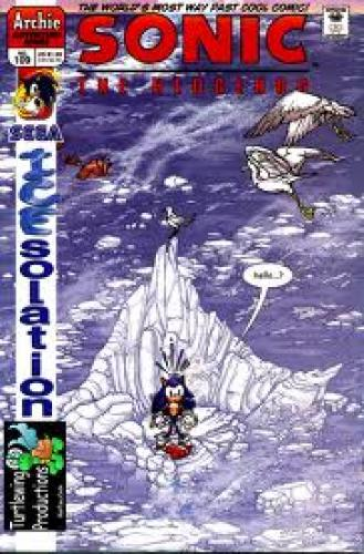 Comics; Sonic - Archie Adventure Series June 2002