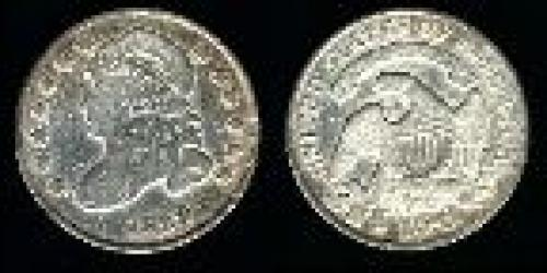 10 cents; Year: 1828-1837; Capped Bust