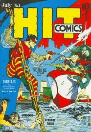 Comics; HIT Comics