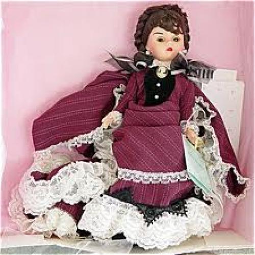 Dolls; Madame Alexander Anna Karenina Doll 1998 Cissette