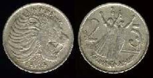 25 cents 1969 (km 46)