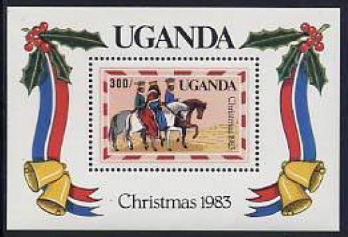 Christmas s/s; Year: 1983